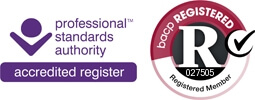 Barbara Mullingan is a registered with the BACP. Membership number: 027505